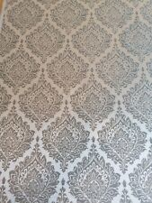 Desire smoke fabric Made to Measure Roman Blind made up to 137cm x 300cm drop