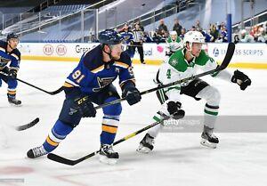 Vladimir Tarasenko St louis Blues Game Used Hockey Stick NHL Saint Louis