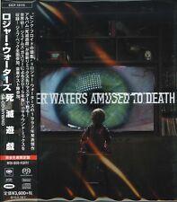 ROGER WATERS-AMUSED TO DEATH-JAPAN SACD HYBRID Ltd/Ed I45