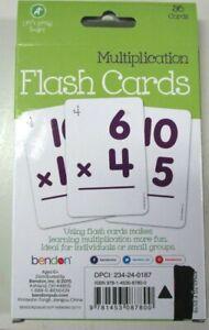 FLASH CARDS..UNITED STATES..MULTIPLICATION...DR. SEUSS