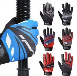Mountain Bike Touch Screen Cycling Gloves