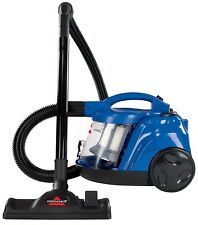 NEW Bissell Zing Bagless Canister Vacuum vaccum Upright Carpet Clean Cleaner
