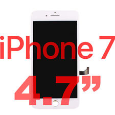 "█ WHITE NEW iPhone 7 4.7"" Front LCD Replacement Glass Screen Digitizer Assembly"