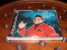 The jackie Wilson Story  Cd.... New