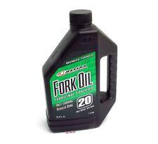 Maxima Fork Oil - 1 Liter (33.8 FL. OZ.) [56901] - 15W - Honda Kawasaki Suzuki