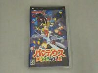 PSP video game Parodius Portable Konami the Best Japan  F/S USED from japan