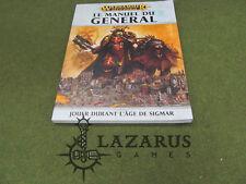 Warhammer Fantasy Age of Sigmar - Le Manuel Du General (French, J1C44)