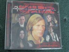 CAPTAIN KRONOS ORIGINAL SOUNDTRACK SIGNED BY CAROLINE MUNRO
