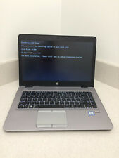 "HP EliteBook 840 G3 14"" Intel Core i5-6200 2.3GHz 8GB RAM No OS/Charger"