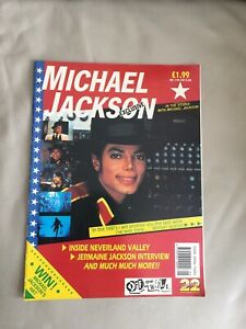 Michael Jackson Off The Wall Century 22 Special 1990  Magazine