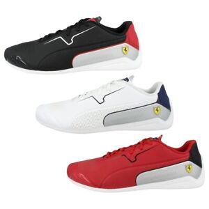 Puma Ferrari Sf Drift CAT 8 Baskets Hommes low Chaussures de Sport