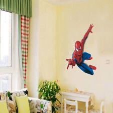 Vinilos infantiles decorativos spiderman habitación DOCLIICK DC-AY1937-18