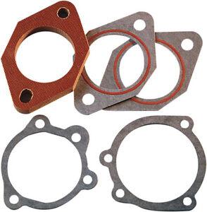 Carburetor Insulator Block Kit James Gasket  29250-78