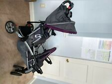 Baby Trend Sit N' Stand Elixer Standard Double Seat Stroller