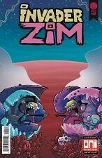 INVADER ZIM #42 ONI PRESS COVER A 1ST PRINT Jhonen Vasquez