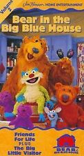Bear in the Big Blue House, Vol. 2 - Friends for Life / The Big Little Visitor