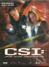 CSI LAS VEGAS SERIES 3 EPISODES 13-23 +EXTRAS DVD NEW SEALED SEASON THREE UK R2