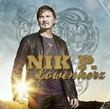 NIK P. - LÖWENHERZ  - CD NEUWARE