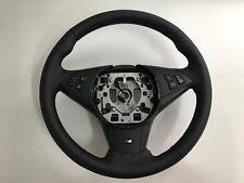 BMW E60 E61 E63 E64 Performance M Paket Lenkrad SportLenkrad Steering Wheel