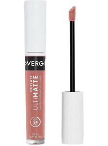 COVERGIRL Outlast Ultimatte One Step Liquid Lip Color Very Sancerre, 0.12 Fl oz