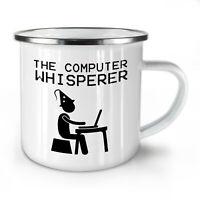 Programmer NEW Enamel Tea Mug 10 oz   Wellcoda