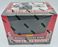 2015 PANINI DONRUSS ELITE EXTRA EDITION BASEBALL HOBBY BOX [Factory Sealed]