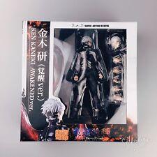 TOKIO GHOUL - FIGURA KEN KANEKI / AWAKENING VERSION / KANEKI KEN FIGURE 16cm