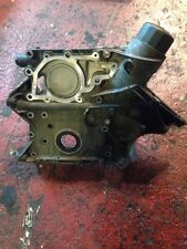 MERCEDES BENZ W163 ML 270 CDI TIMING CHAIN COVER OIL FILTER HOUSING & Cooler