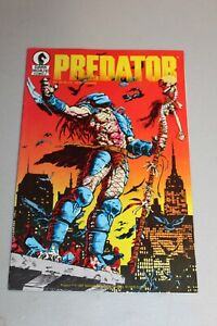 Predator #1 F+ Dark Horse 1989 1st App Predator First Printing Key Book Marvel