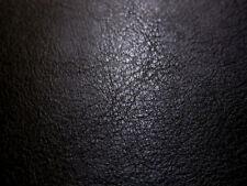 Color BLACK Pure Leather 2X2 Swatch Genuine Lambskin Sheepskin Nappa- Do Not Buy