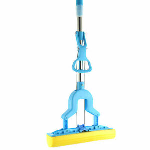 Home Cleaning Mop Rinse and Squeeze Expandable