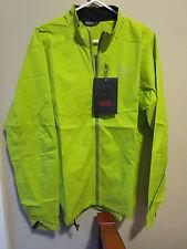 Mens New Arcteryx Squamish Jacket Size Medium Color Genepi Green