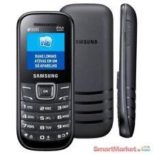 Teléfonos móviles libres Samsung barra con conexión GPRS