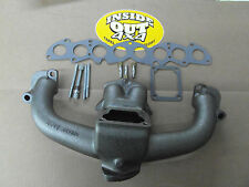 LAND ROVER SERIES 3 EXHAUST 4 CYL 2.25 MANIFOLD AND GASKETS AND STUDS 598473