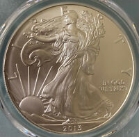 20013-S $1 American Silver Eagle Dollar 1oz PCGS MS70 Thomas Cleveland Eagle