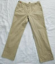 Dickies 1922 Collection Khaki Chinos 34W 32L Made in USA