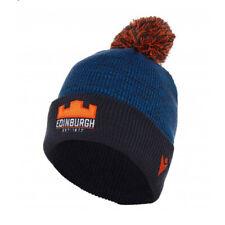 Edinburgh Rugby Pom Pom Beanie - Navy/Orange