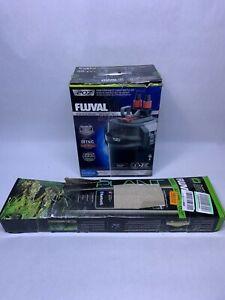 """Starter Kit - Fluval 207 ~ Fluval Plant Light 24-34"""" ~ OPEN BOX"""