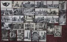 More details for 1920's collection 29x unused gand ghent postcard belgium belgique carte postale
