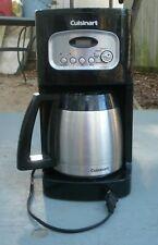 cuisinart Coffee Maker  thermo  Black-Gray