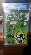 Green Lantern 76 CGC 2.0, Classic Neal Adams Cover.
