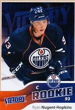 11-12 2011-12 UPPER DECK VICTORY RYAN NUGENT-HOPKINS ROOKIE RC 289 OILERS
