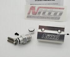 New NITTO 10AN Cylinder Head Oil Drain for Nissan Skyline RB26DETT RB20 RB25