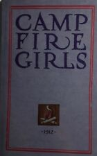 The Book of the Camp Fire Girls 1912 - Reproduction