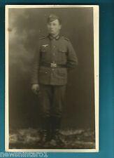 #H11. WWII POSTCARD OF GERMAN SOLDIER