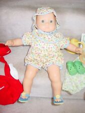 BITTY BABY DOLL PLEASANT COMPANY AMERICAN GIRL SPRING FUN & SUMMER FUN OUTFITS