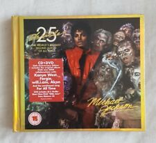 Michael Jackson ‎– Thriller 25 [CD/DVD Digibook]