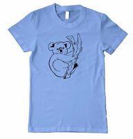 KOALA Unisex Adult T-Shirt Tee Top