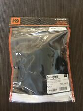 K ROUNDS KYDEX OWB Right Holster Fits Springfield XD 5'' , 9mm, 40 cal, 45 cal