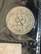 More details for maundy silver 3d coin george v1 v1940 e/f